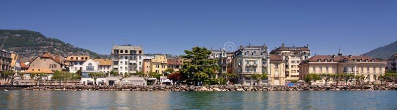 Vevey (Vaud), Switzerland foto de stock