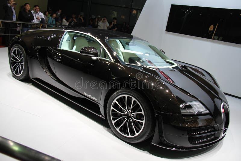 Veyron de Bugatti imagem de stock royalty free