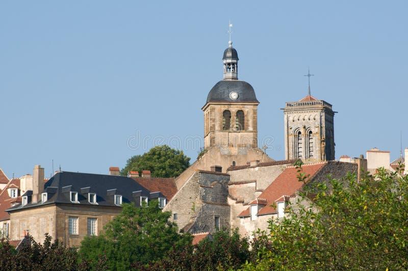 Vezelay, France photo libre de droits