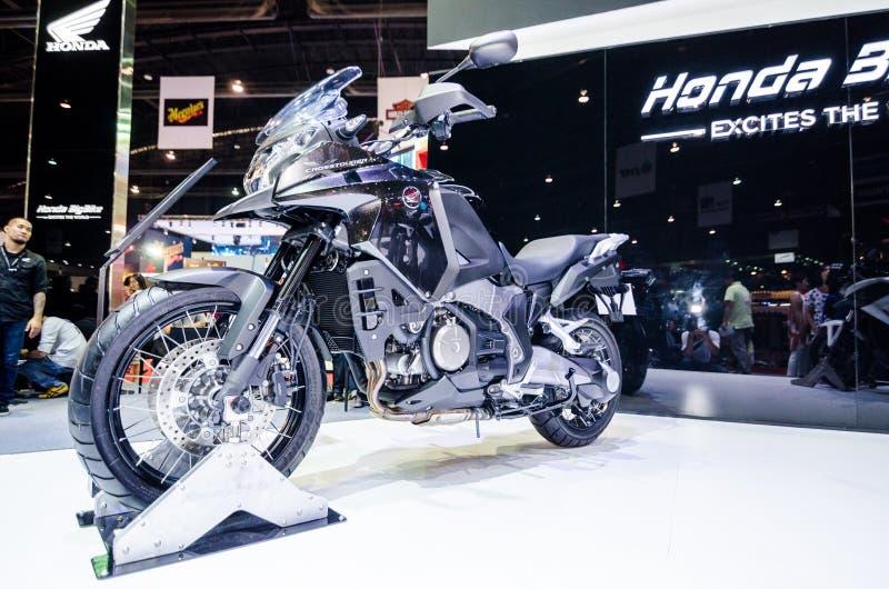 Vfr1200x by honda in thailand motor show editorial photo for Honda motor company stock
