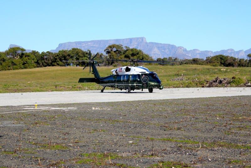 VH-60, isla de Robben, Suráfrica fotos de archivo