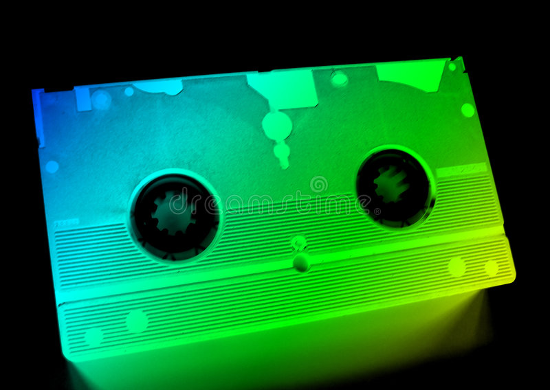 VHS 1 photographie stock