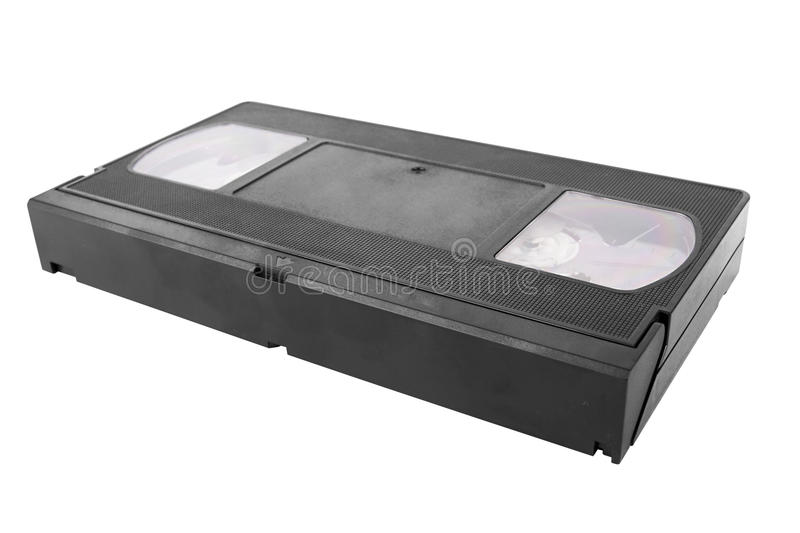 VHS images stock