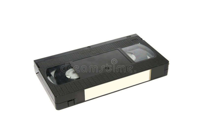 vhs videoband stock afbeeldingen