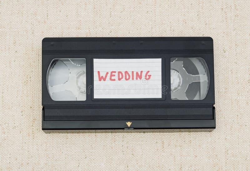 VHS-Videoband stockfotos