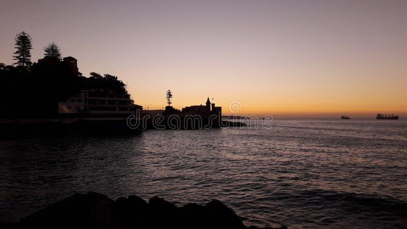 Viña Del Mar immagini stock libere da diritti
