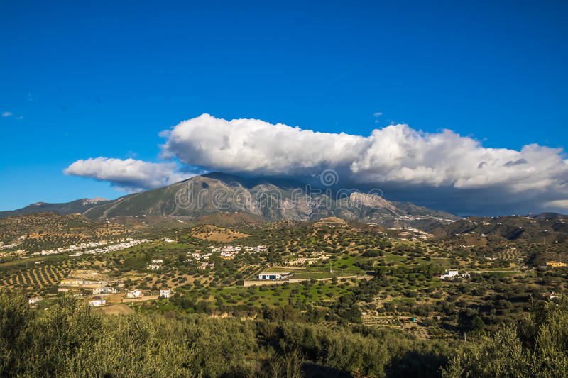 Viñuela, Malaga. Viñuela is a municipality in the province of Málaga in the autonomous community of Andalusia in southern Spain. It belongs to the stock photography
