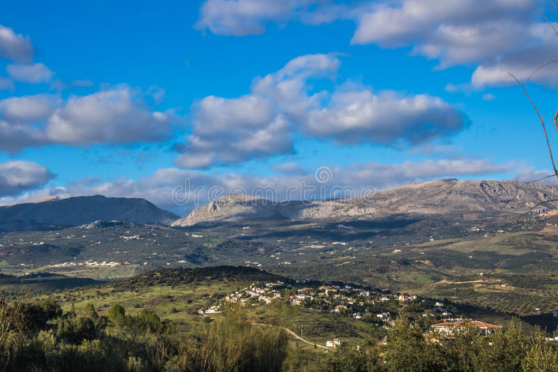 Viñuela, Malaga. Viñuela is a municipality in the province of Málaga in the autonomous community of Andalusia in southern Spain. It belongs to the royalty free stock image
