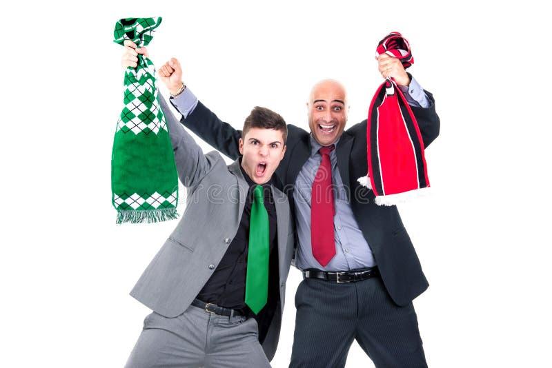 Vi älskar fotboll royaltyfri foto