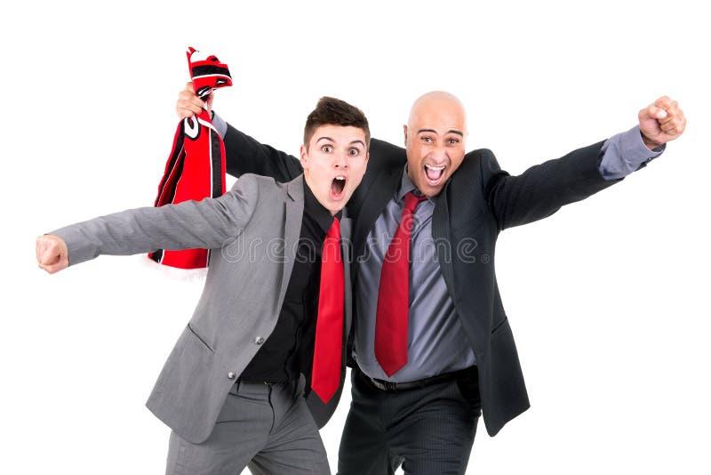 Vi älskar fotboll fotografering för bildbyråer