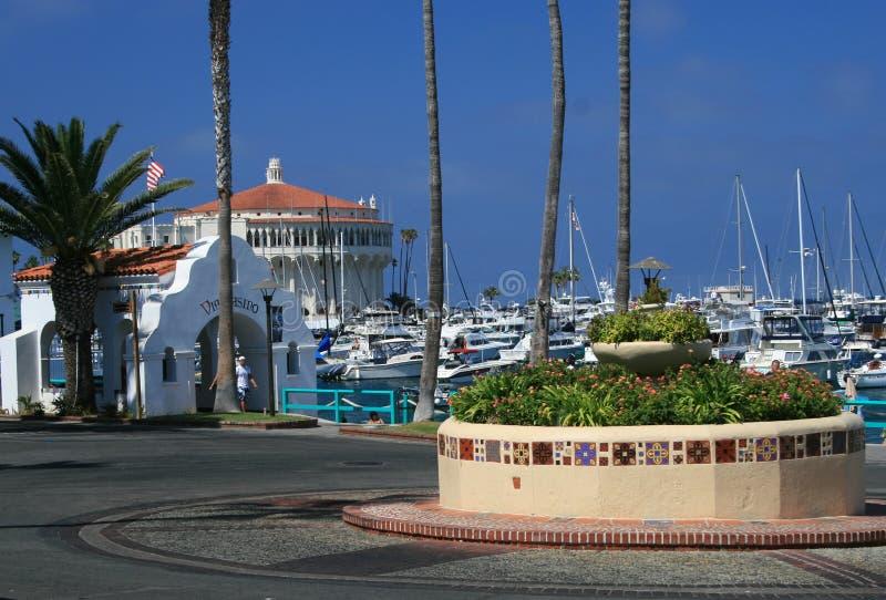 Via Casino, Avalon stock afbeeldingen