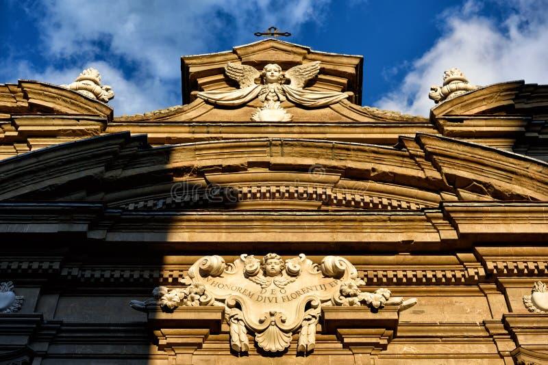 Via di Firenze XVIII immagine stock