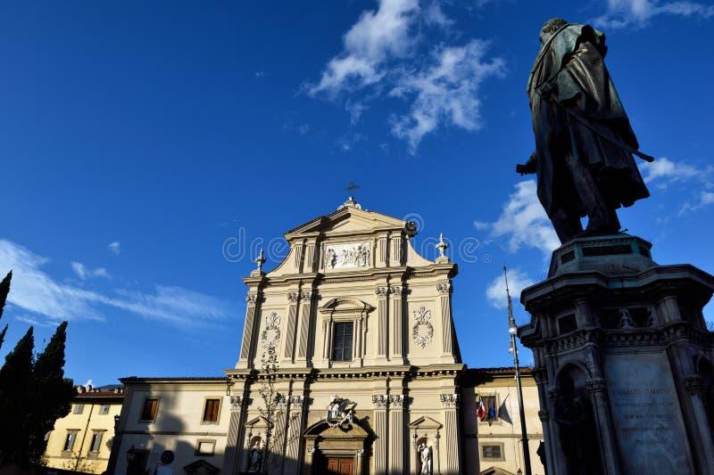 Via di Firenze XXIIII fotografia stock libera da diritti