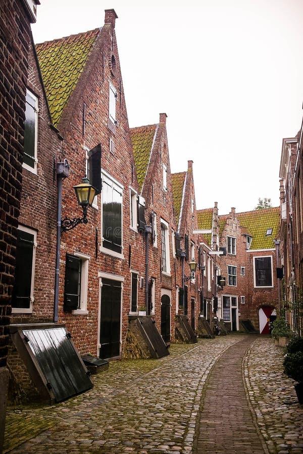 <b>Via olandese</b> immagine stock libera da diritti