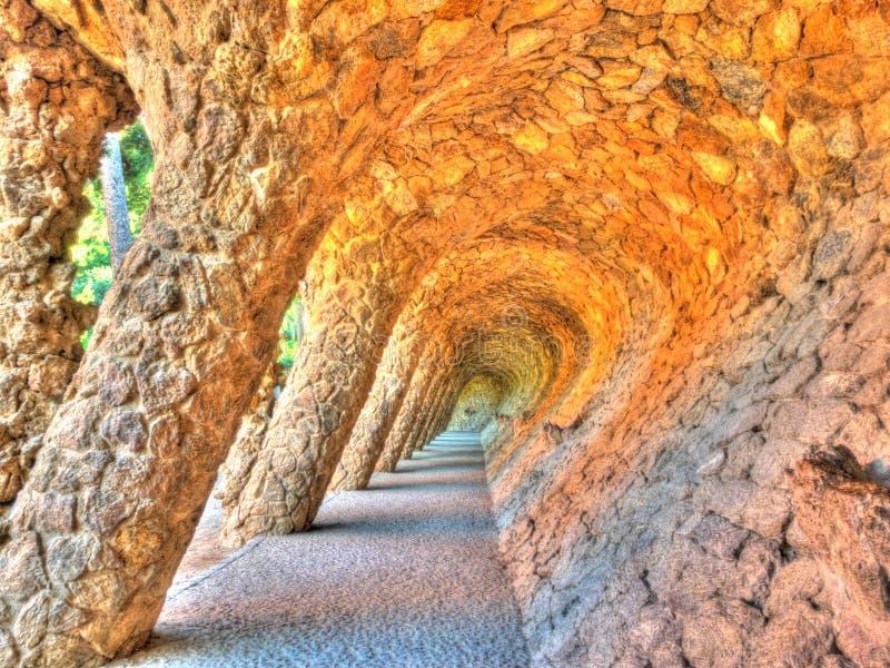 Viadotto dell'auna del ¼ del parco GÃ immagine stock libera da diritti