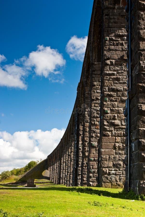 Viadotto di Ribblehead immagine stock libera da diritti