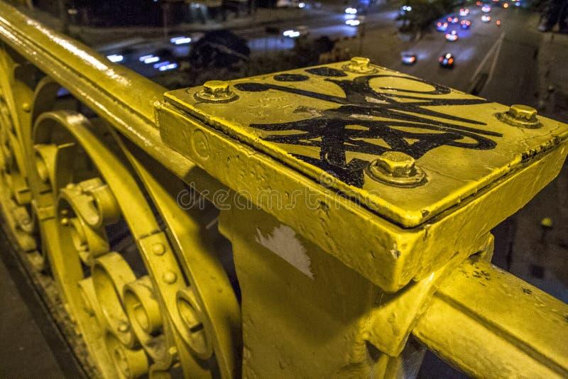 Viadotto di Santa Efigenia fotografia stock