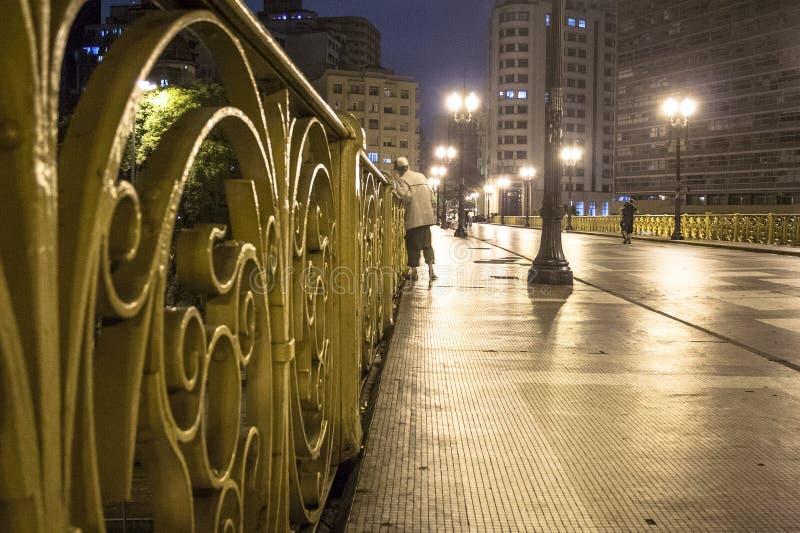 Viadotto di Santa Ifigenia fotografia stock