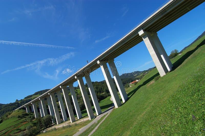 viaduct хайвея стоковые фото