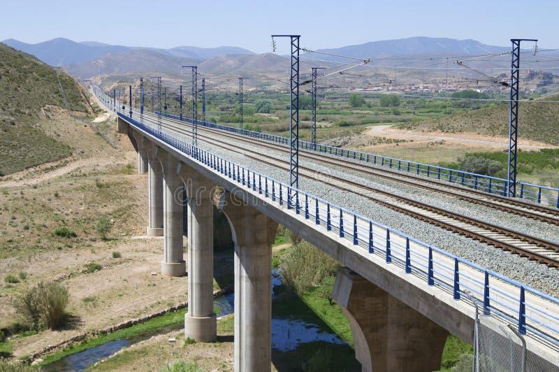 Viaduct imagens de stock