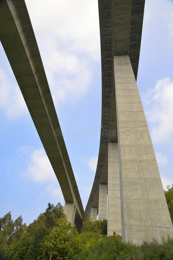viaduct stockfoto