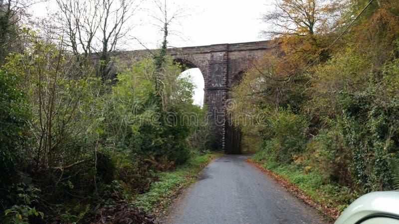 viaduct foto de stock royalty free