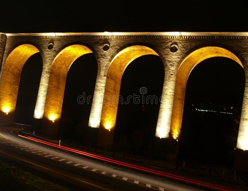 Viaduct fotos de stock royalty free