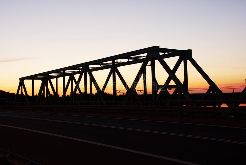 viaduct стоковая фотография rf