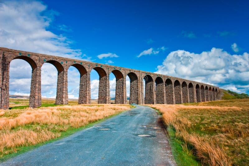Viaducto de Ribblehead imágenes de archivo libres de regalías