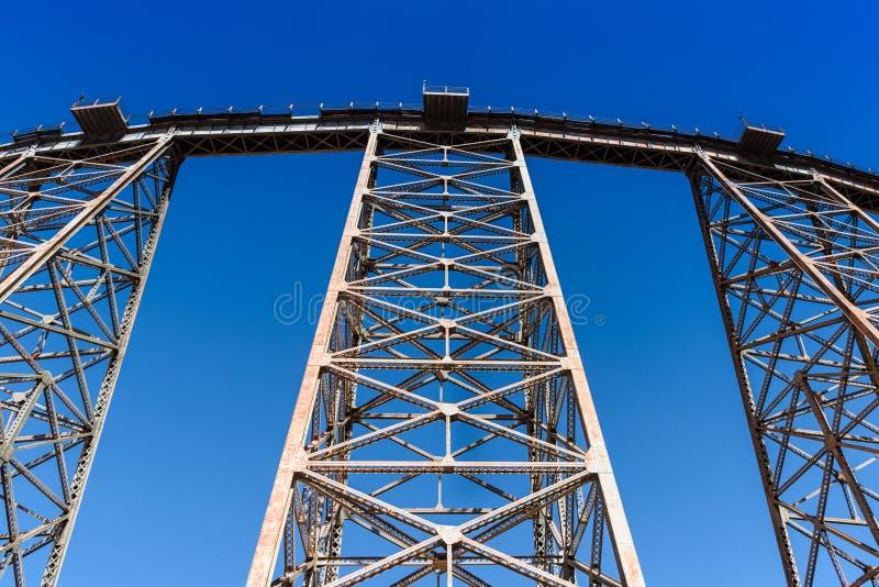 Viaducto La Polvorilla royalty free stock images