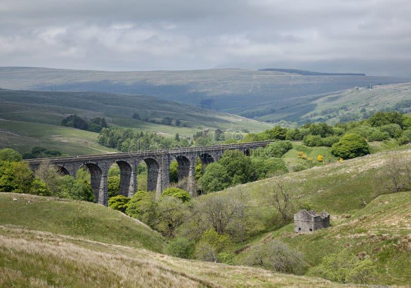 Viaducto principal de la abolladura fotografía de archivo