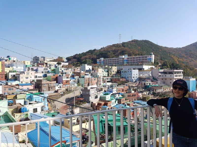Viagem a Coreia imagem de stock