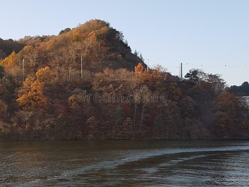 Viagem a Coreia fotos de stock
