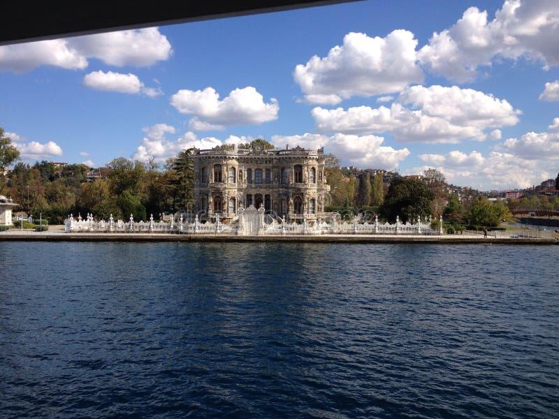 Viagem da cidade de Istambul foto de stock