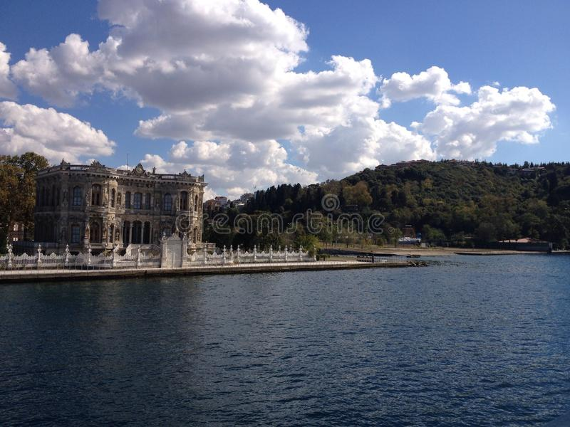 Viagem da cidade de Istambul fotografia de stock royalty free