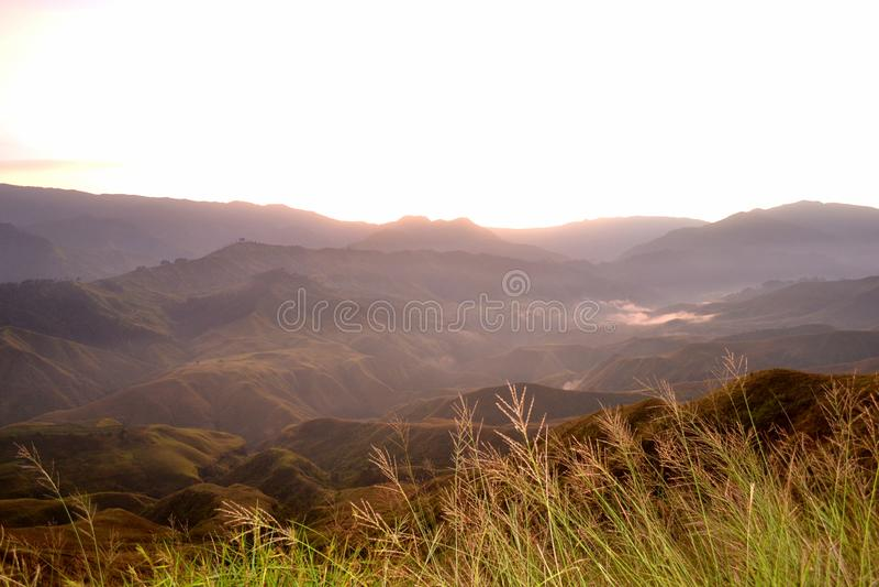 Viagem de Bukidnon imagem de stock royalty free