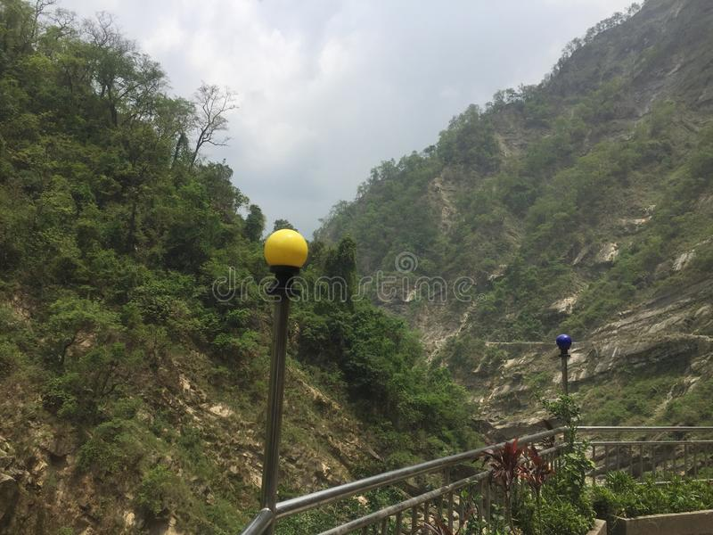 Viagem de Nepal foto de stock royalty free