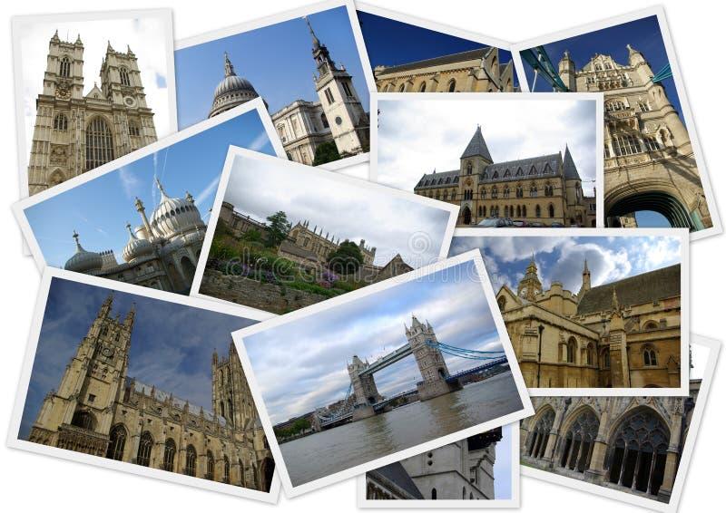Viagem em torno de Inglaterra foto de stock