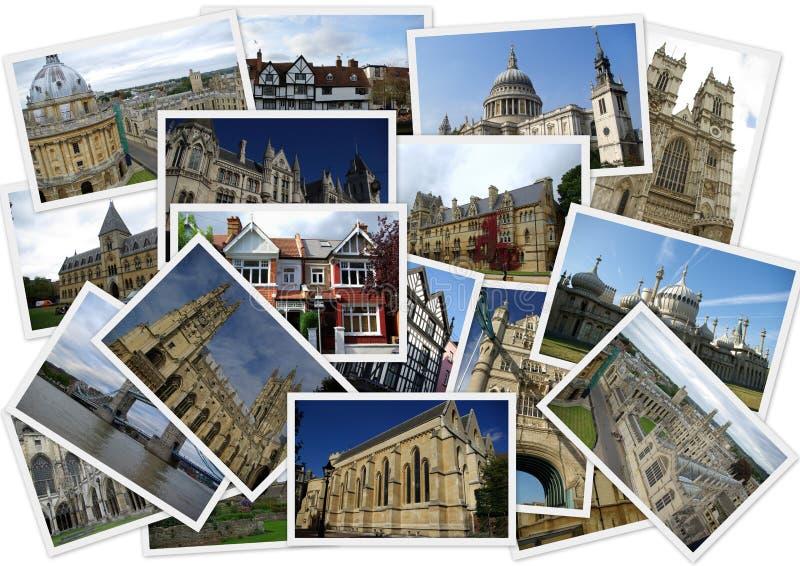Viagem em torno de Inglaterra imagens de stock