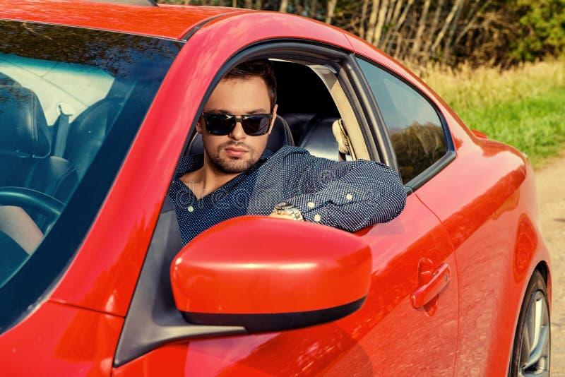Viagem no carro fotos de stock royalty free