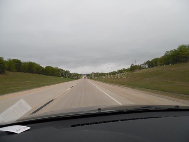 Viagem por estrada de Oklahoma fotos de stock royalty free