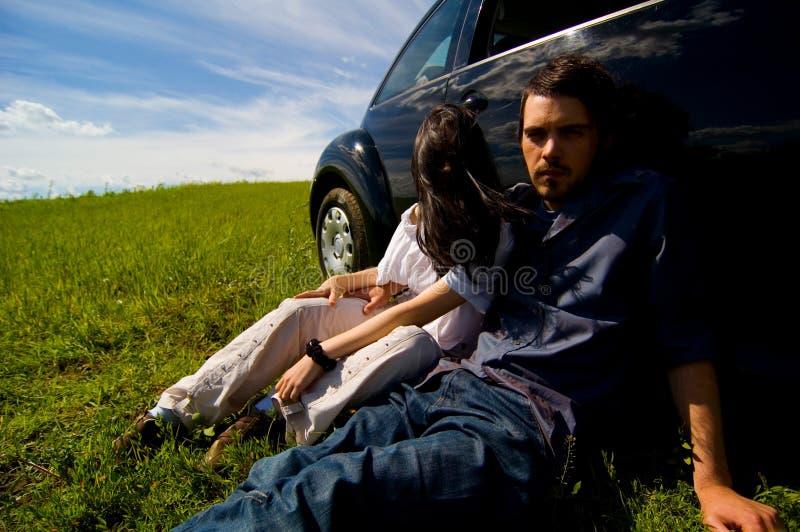 Viagem por estrada de relaxamento fotos de stock royalty free