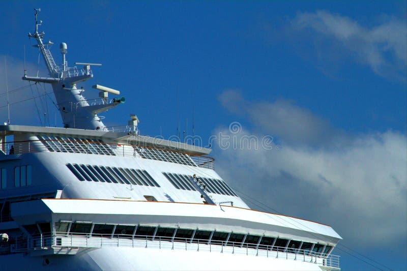Viaggi marittimi marittimi marittimi marittimi di crociera fotografia stock