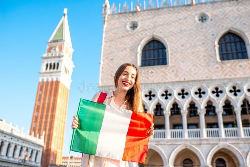 Viaggiando a Venezia immagini stock libere da diritti