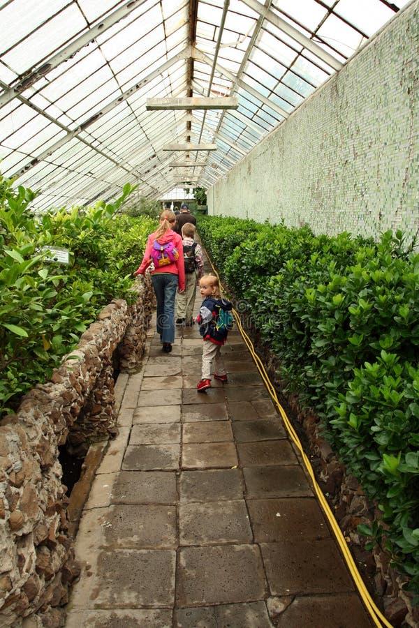Viaggio al conservatorio immagine stock