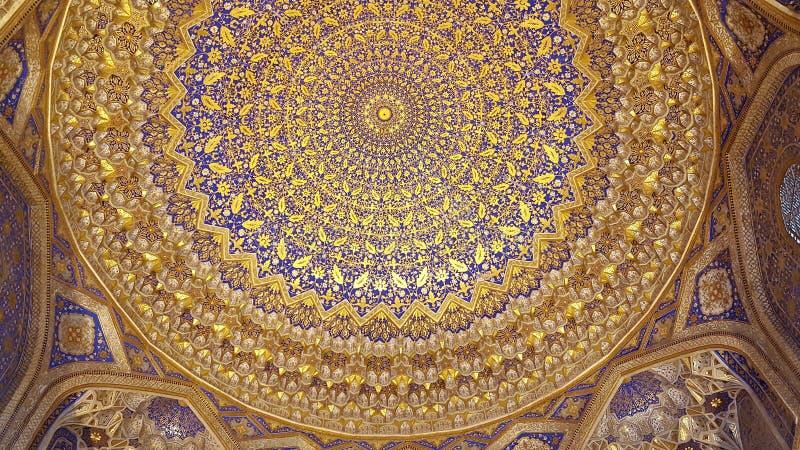 Viaggio all'Asia centrale fotografie stock libere da diritti