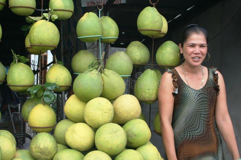 Viaggio in Asia: Pamela fotografia stock