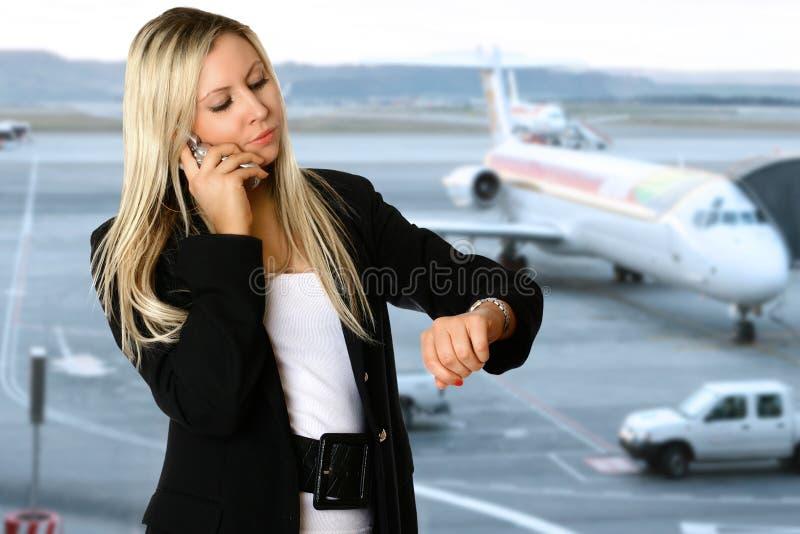Viaggio d'affari immagini stock libere da diritti
