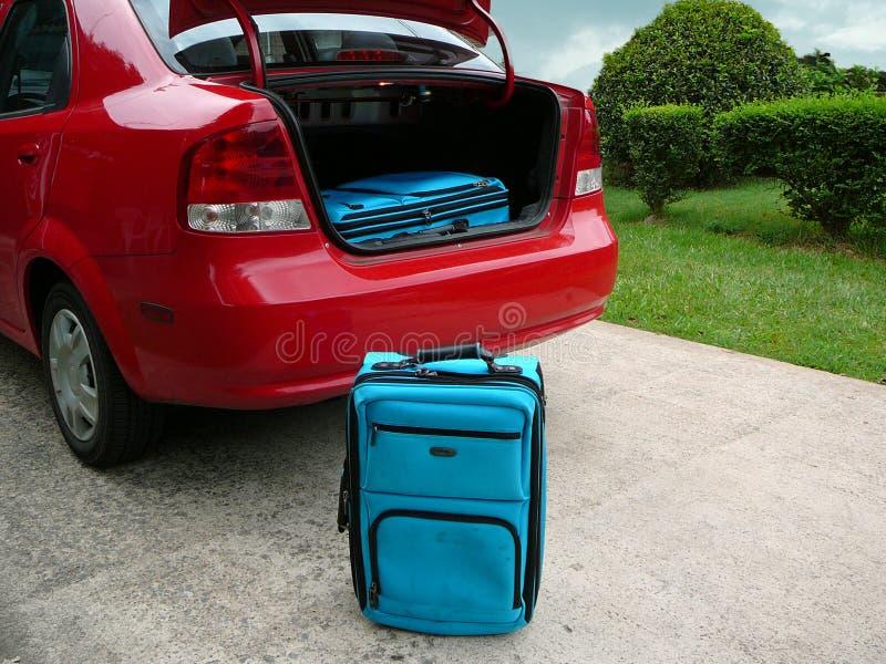 Viaggio dell'automobile fotografie stock libere da diritti
