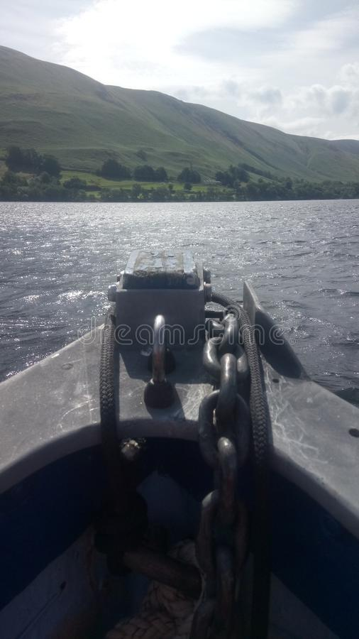 Viaggio della barca fotografie stock libere da diritti